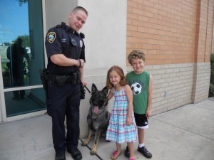 owen and kids Wethersfield PD