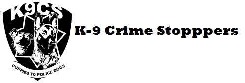 K-9 Crime Stoppers K9CS, Inc. Logo